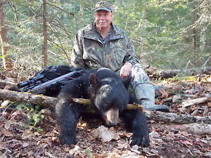 2020 Spring or Fall Black Bear Hunt- New Brunswick . Canada