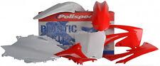 Polisport Plastic Kit Set 2010 CRF250R 2009-10 CRF450R Fenders Shrouds Plates