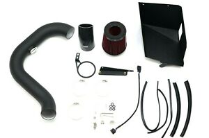 """1320 Performance 3"""" cold air intake kit black FOR 2015-2019 Wrx FA20DIT"""