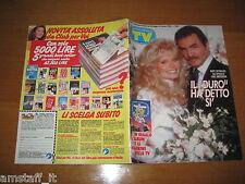 TV SORRISI E CANZONI=1988/22=ALBUM LE FIGURINE DELLA TV ALLEGATO COME DA EDICOLA