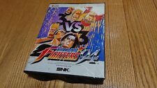 King of Fighters 94 for Neo Geo AES SEALED ORIGINAL RARE VGA ! Only sealed copy