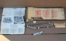 """Vintage NOS Eelco Tripower """"Triple Linkage Kit"""" New in Box w/ Instructions SWEET"""