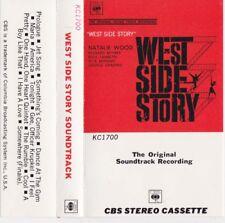 WEST SIDE STORY Soundtrack - Cassette - Tape   SirH70