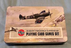 2011 Robert Frederick's Premium Playing Card Game Set - 100% Complete