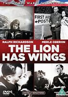 The Lion Has Wings (Digitally Remastered 2015 Edition) [DVD][Region 2]