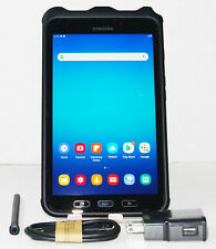 "Samsung Galaxy Tab Active2 SM-T397UZKA 8"" 16GB Wi-Fi LTE Rugged Tablet Android 9"