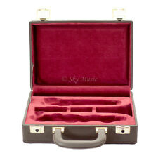 New High Quality Clarinet Solid Wood Professional Case Low Price Free Shipping