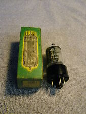 Vintage elpico U301. valve/tube. new old stock.