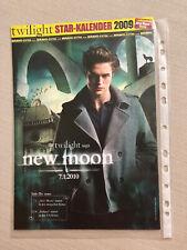 Twilight New Moon Starkalender Bella Swan Jacob Black Edward Cullen