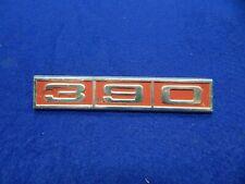 Nos 68 Ford Galaxie 500 Ltd Xl 390 Front Fender Emblem C8az 16228 C
