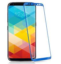 3D 0.2mm 9H Ultra Hart Gehärtetes HD+ Panzerglas für Samsung Galaxy S8 - BLAU ✅