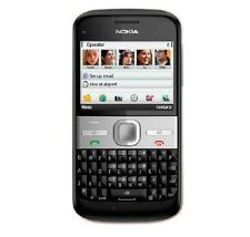 Nokia E Series E5-00 - Carbon black (Unlocked) GPS WIFI Smartphone Free Shipping