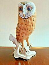 Goebel Barn Owl figurine 1975