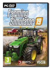 Farming Simulator 19 (PC-DVD) BRAND NEW SEALED 2019