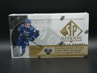 2018-19 UPPER DECK SP AUTHENTIC FACTORY SEALED HOBBY BOX
