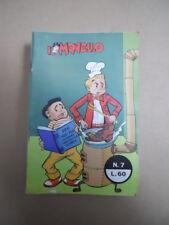 IL MONELLO n°7 1968 Posterino Giusy Romeo  [G761]
