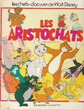 Les aristochats - Walt Disney - Livre - 102310 - 2468596