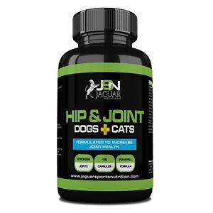 Glucosamine Advanced Dog & Cat Hip and Joint Support Supplements - 120 caps