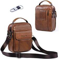 Belt Pouch Bag Genuine Leather IPhone 6/7 Plus Holster Case Loop Men Travel