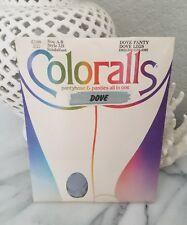 Vintage Coloralls Pantyhose Sz S/M Dove Color - Sandalfoot Style 325 - New Nip