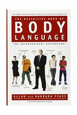 The Definitive Book of Body Language: The Hidden Meaning Behind... Free Shipping