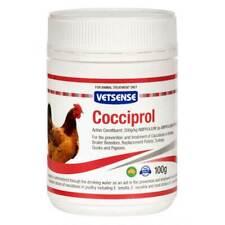 Vetsense Cocciprol 100g Coccidiosis Treatment In Chickens