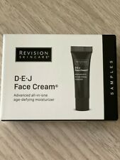 Revision DEJ FACE Cream Sample (12 tube) + Free Shipping