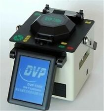 New Single Fiber Fusion Splicer With Cleaver DVP-730 Optical Cable Tool Kit if