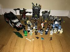 LEGO Monster Fighters Lot (Hearse, Mad Scientist, and more)