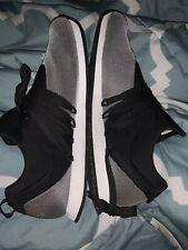 Guess Men's nepal knit sneaker black color shoes size 11M