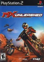 MX Unleashed - Playstation 2 Game Complete