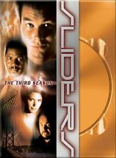Sliders - The Complete(4 disc) Third Season (DVD, 2005) Region 1 New Sealed