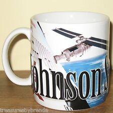 Johnson Space Center Raised Coffee Mug Cup NASA Homeware Americaware 2007