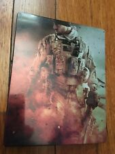 Medal of Honor: Warfighter Steelbook Edition (Sony PlayStation 3, 2012) Used