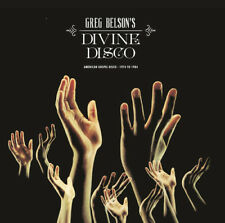 Various Artists : Greg Belson's Devine Disco:: American Gospel Disco 1974-1984