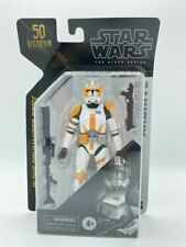 Hasbro Star Wars The Black Series Archive Clone Commander Cody 6'' Toy (F1309)