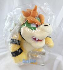 "GENUINE Super Mario Bros Bowser Stuffed Plush 10"" All Star Little Buddy 1423"