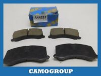Pills Front Brake Pads Pad Suzuki Baleno High 2570