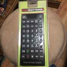 CALCULATOR JUMBO OVER-SIZE BIG BUTTON SEALED 6 IN 1  BRAND NEW