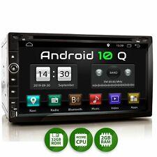 Android 10 Autoradio 2DIN GPS Navi Bluetooth USB WiFi 32GB inkl Rückfahrtkamera