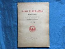 La Cassa di Risparmio in Bologna nel settantacinquesimo anno dalla sua fondazion