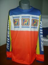 PATERSON JERSEY CLASSIC DESIGN BMX JERSEY RACE BIKE SHIRT 80 DESIGN PATERSON XXL