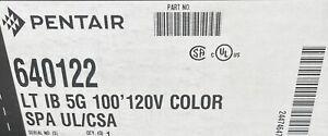 Pentair 120V 100' COLOR SPA INTELLIBRITE 5G LED LIGHT