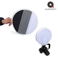 """For Camera Flash Light Photography Portable Mini 3in1 12"""" Small Round Soft Box"""