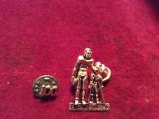 Vintage 1985 Shriners Potato Bowl And 100 gold tone Tie Tac lapel Pins