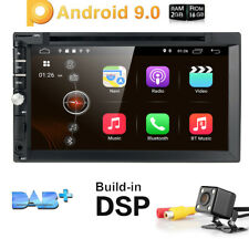 "Android 6.0 Double 2 Din 7"" Car Stereo Radio GPS NAVI WiFi&4G OBD2 DAB+ DVR"