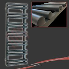 "1800mm H x 260mm /""NEBULA/"" Cromo radiatore orizzontale cylidrical Designer W"