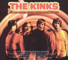 The Village Green Preservation Society = The Kinks Jun-2004, 3 Discs, Sanctuary