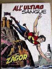 Zagor Zenith n°143