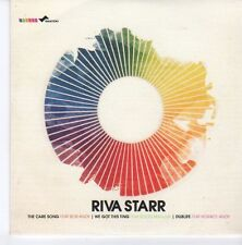(DZ993) Riva Starr, The Care Song - 2013 DJ CD
